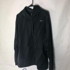 Nike Black Therma Fit Sweatshirt